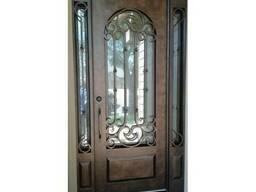 Входные металлические двери №9