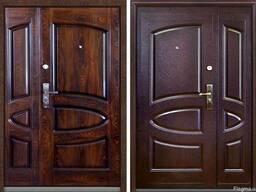 Входные Металлические Двери | Полуторную Дверь