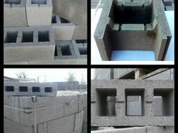 Вибро блоки, цементные блоки, блоки с отсева. Оплубные блоки