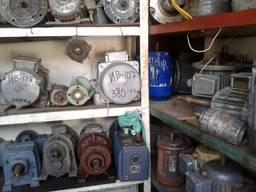 Вибродвигатель ИВ-128, ИВ-98,