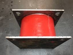 Виброопора (амортизационная подушка, буфер) катка Dynapac