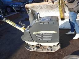 Виброплита 460кг BOMAG BPR 60/65 D 2020г, дизельная HATZ 1B40 Германия