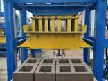 Вибропрес, линия КВП-858-2ПА для производства бордюра, плитк - photo 2