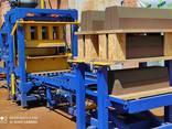Вибропрес, линия КВП-858-2ПА для производства бордюра, плитк - photo 4