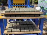 Линия вибропрессования для производства тротуарной плитки - фото 6