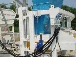 Вибропресс для производству блоков, брусчатки SUMAB U-1500 - фото 3