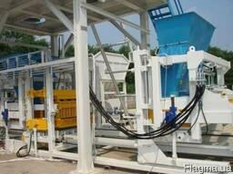 Вибропресс для производству блоков, брусчатки SUMAB U-1500 - фото 4