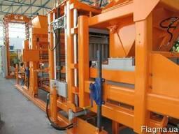 Вибропресс для производству блоков, брусчатки SUMAB U-1500 - фото 5