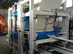 Вибропресс по производству блоков Sumab R-400 - фото 2