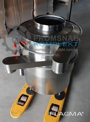 Вибросито фармацевтическое / ВС 611 / просеиватель для сыпучих материалов / грохот