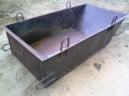 Тара, ящик строительный для бетона 0, 3 куб.