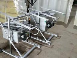 Вибростанок для производства шлакоблоков в Полтаве