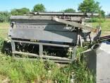 Вібростіл та вібростіл з прийомочним бункером - фото 1