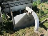 Вібростіл та вібростіл з прийомочним бункером - фото 2