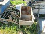 Вібростіл та вібростіл з прийомочним бункером - фото 5