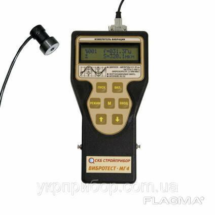 Вибротест-МГ4.01 виброметр портативный