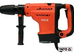 Відбійний молоток мережевий SDS-MAX YATO 1300 Вт 20 Дж