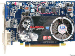 "Video ""sapphire"" amd radeon hd 4650 1024mb"
