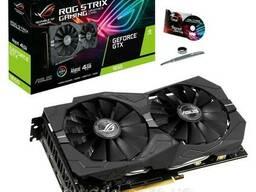Видеокарта ASUS GeForce GTX1650 4096Mb ROG Strix Advanced. ..
