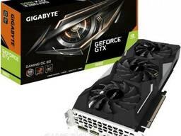 Видеокарта Gigabyte GeForce GTX1660 6144Mb Gaming OC. ..