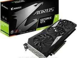 Видеокарта Gigabyte GeForce GTX1660 Ti 6144Mb Aorus. ..