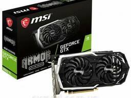 Видеокарта MSI GeForce GTX1660 Ti 6144Mb Armor (GTX 1660. ..