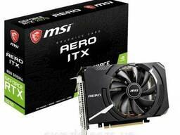 Видеокарта MSI GeForce RTX2070 8192Mb AERO ITX (RTX 2070. ..