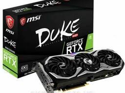 Видеокарта MSI GeForce RTX2080 8192Mb DUKE OC (RTX 2080. ..