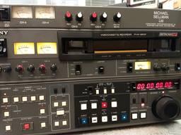 Видеомагнитофон Betacam SP Sony PVW-2800P