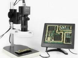 Видеомикроскоп с монитором Bakku BA-003 (подсветка люминесцентная, фокус 30-156 мм, Box. ..