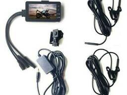 Видеорегистратор Leshp SE300 для мотоцикла с двумя. ..