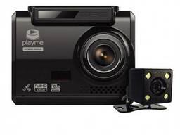 Видеорегистратор Playme Omega с радар-детектором