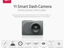Видеорегистратор Xiaomi Yi Smart Dash WiFi