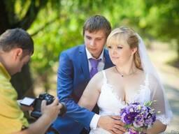 Видеосъёмка и монтаж свадьбы и т. д. FULL HD, 4К