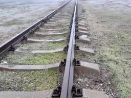 Відновлення під'їздної залізничної колії. Будівництво з/д колії, стрілкових переводів