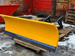 Відвал для підгортання снігу до МТЗ-82