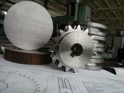 Виготовлення деталей та агрегатів спецобладнання