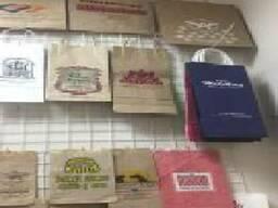 Виготовлення еко крафт пакетів з ручками