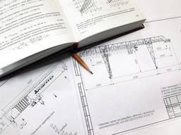 Виготовлення проектів підкранових естакад