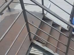 Виготовлення сходів металевих