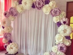 Виготовлення та оформлення святкового та весільного декору