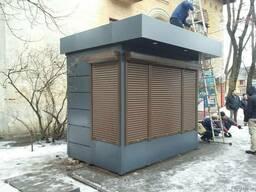 Виготовленя мобільних споруд МАФ, кіосків, павільйонів - фото 7