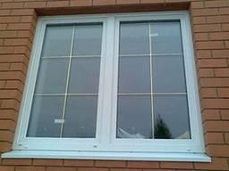 Вікна металопластикові ламіновані Бориспіль р-н Київ
