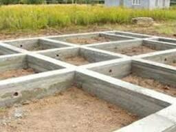 Виконуємо комплекс будівельних робіт від фундаментів до покр