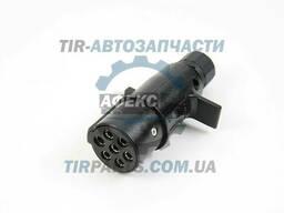Вилка электрическая 24V без пальца N тип (81254326008MAN. ..