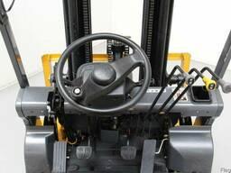 Вилочный погрузчик бу TCM FG15, 1.5 т, 4.3 м. - фото 4