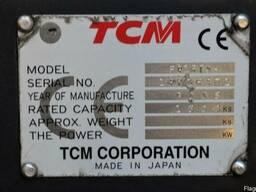 Вилочный погрузчик бу TCM FG15, 1.5 т, 4.3 м. - фото 5