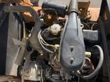 Вилочный погрузчик Komatsu с оборудованием под ковш - фото 5