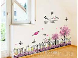 Виниловая декоративная наклейка на стену, мебель для дома. ..