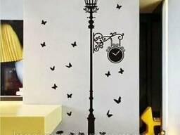 """Виниловая наклейка, стикер на стену """"Фонарь"""" (013)"""